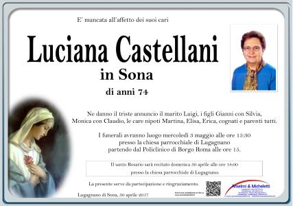 Luciana Castellani