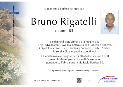 Bruno Rigatelli